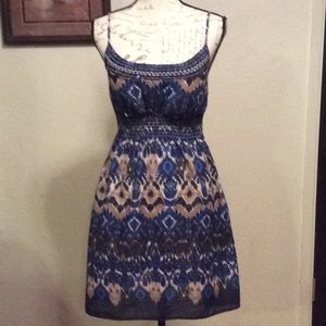 Dresses & Skirts - Multicolored dress no boundaries